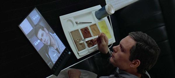 Скриншот из кинофильма 2001 год: Космическая одиссея