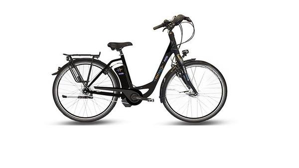 Велосипед 50cycles. На нем можно майнить Loyal Coin