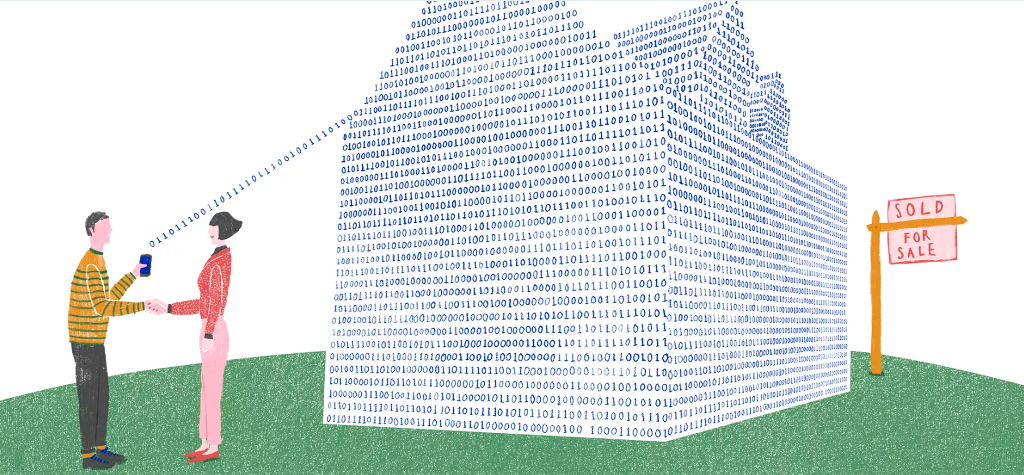 Анализ рынка недвижимости за криптовалюту