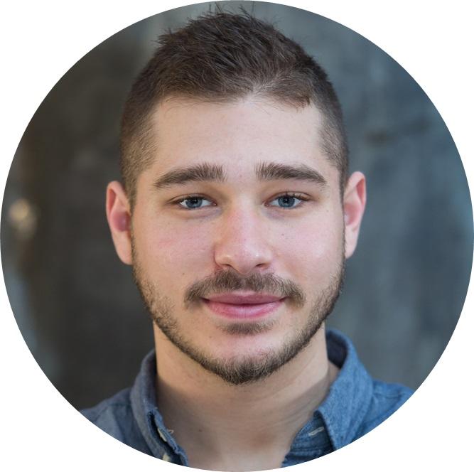Рафи, менеджер стартапа Zeex