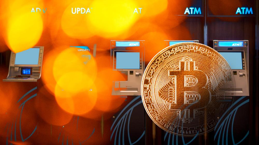 Криптовалютные банкоматы бизнес в России
