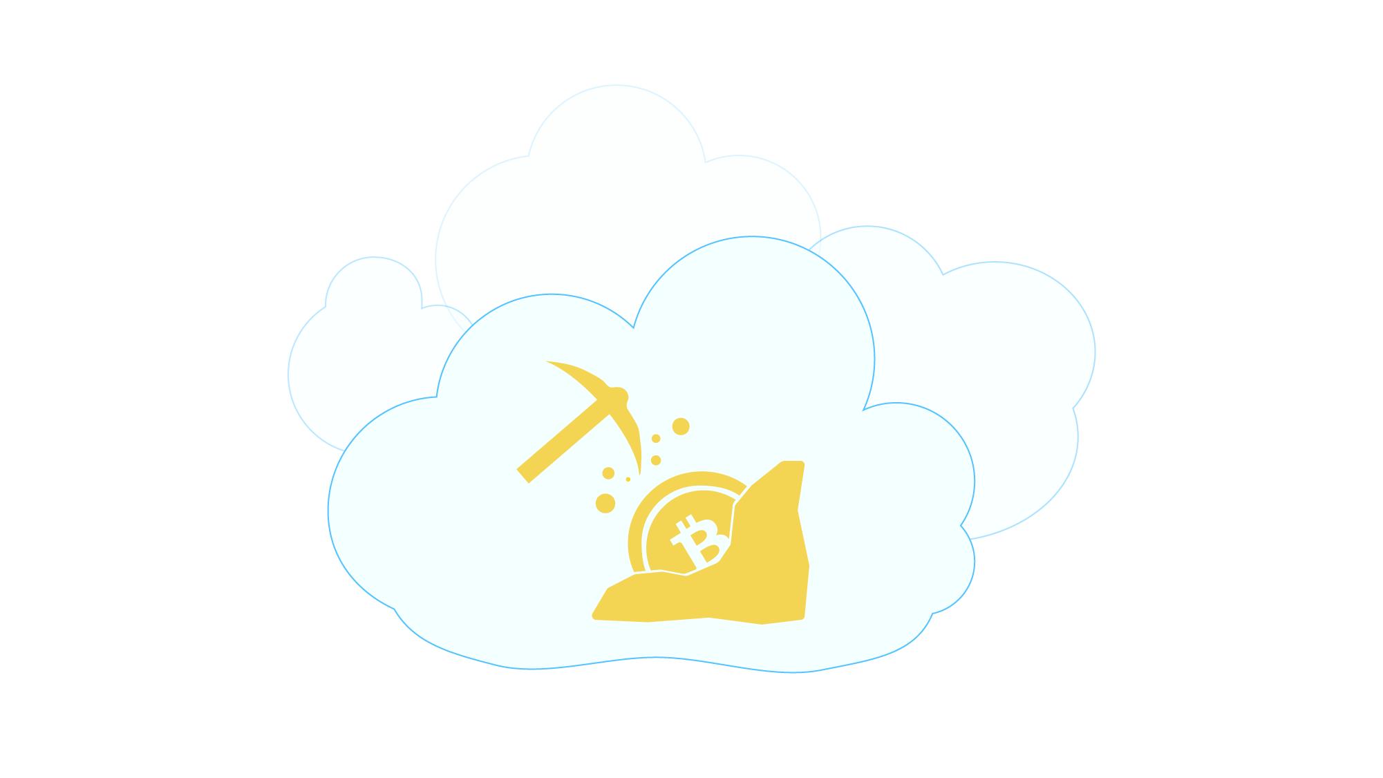 Обзор сервиса для облачного майнинга