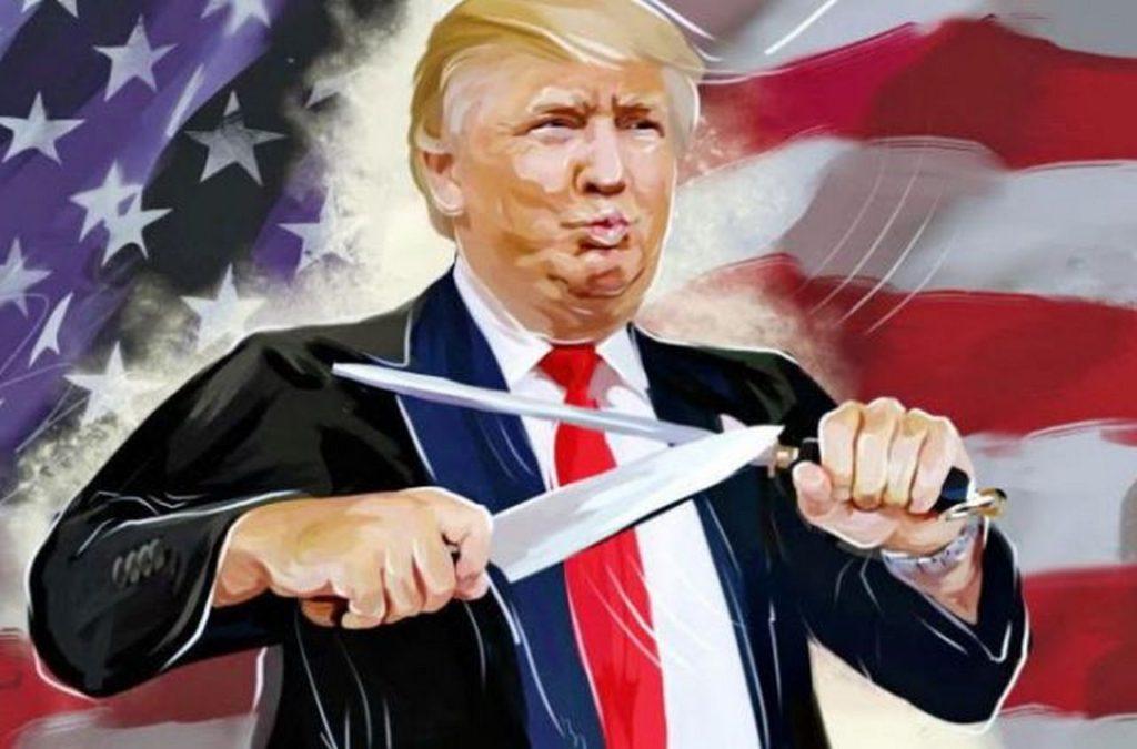 Правовой криптоградиент США