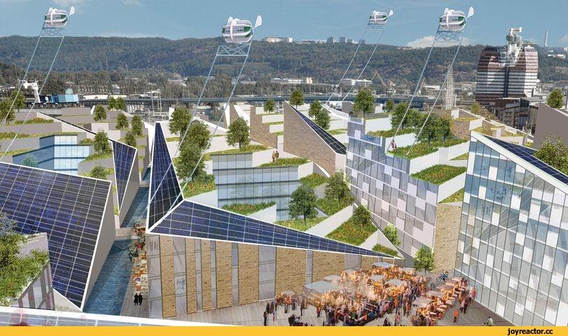 Как строится «умный город»