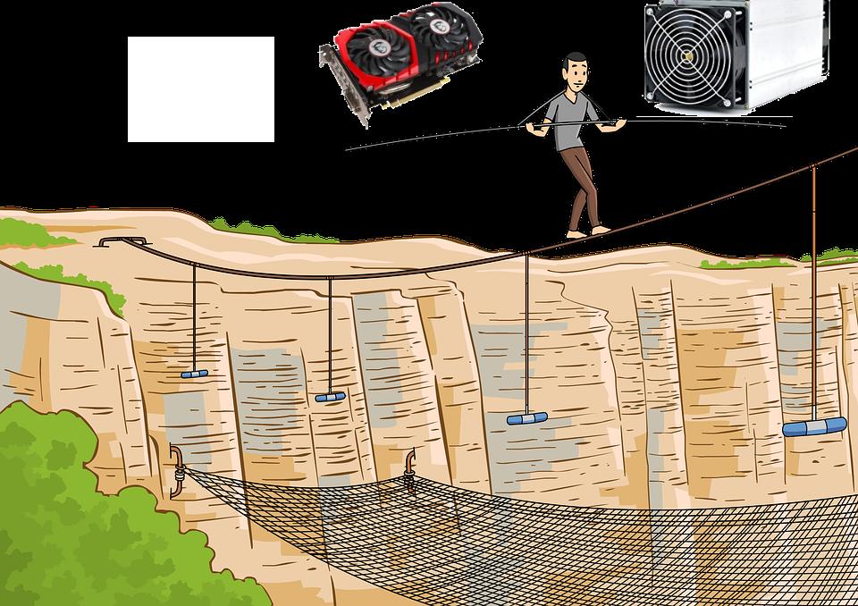 Сложности и риски майнинга критовалют