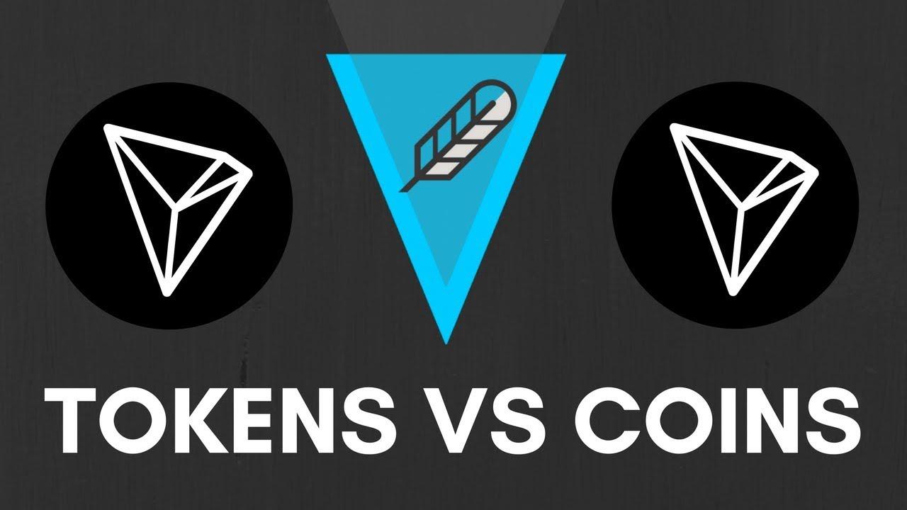 Криптовалютные монеты и токены: изучаем разницу