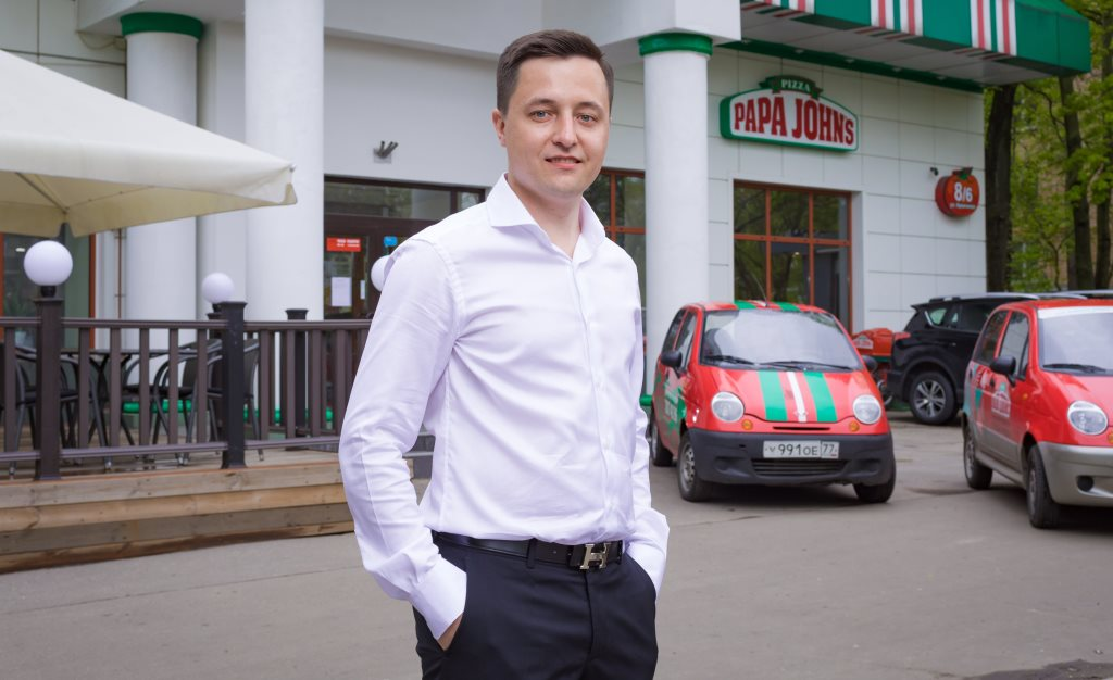 Как работает российское отделение сети пиццерий Папа Джонс