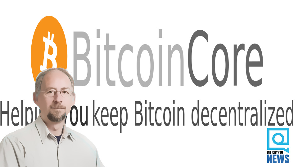 Адам Бэк и Bitcoin Core
