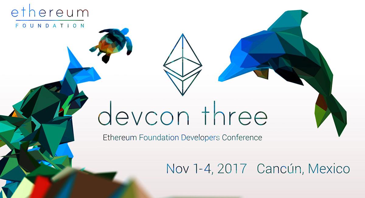 devcon3 Мексика, ноябрь 2017