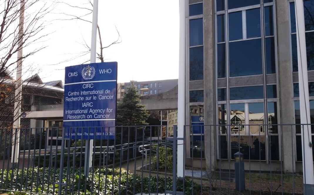 Исследовательский центр  IARC