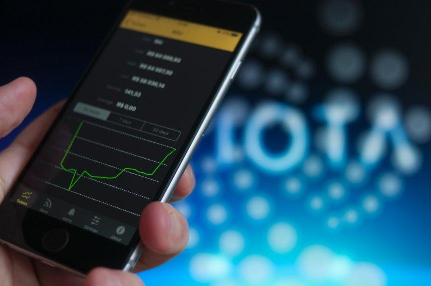IOTA будет сотрудничать с норвежским банком