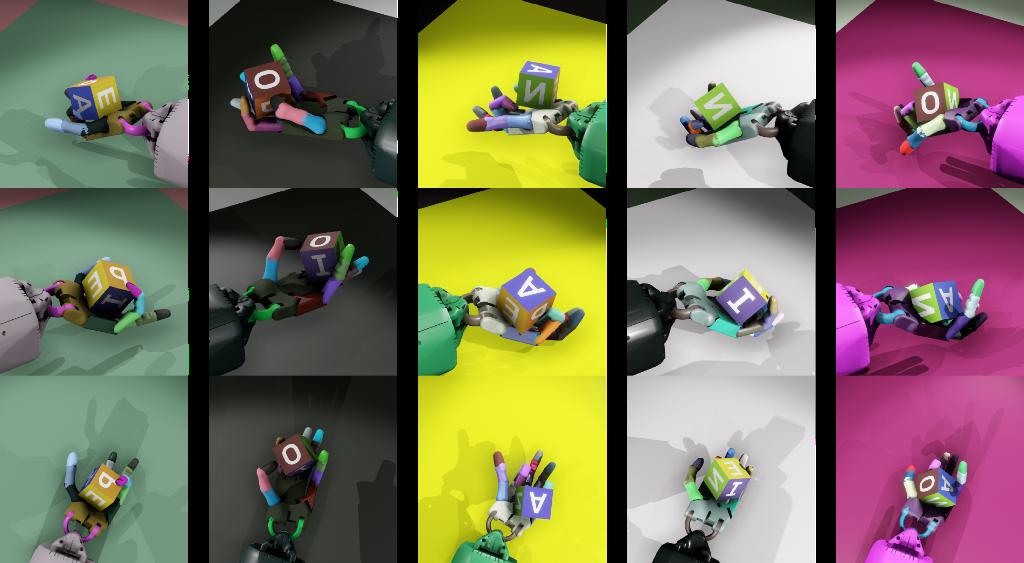 ИИ научился управлять роботизированной рукой