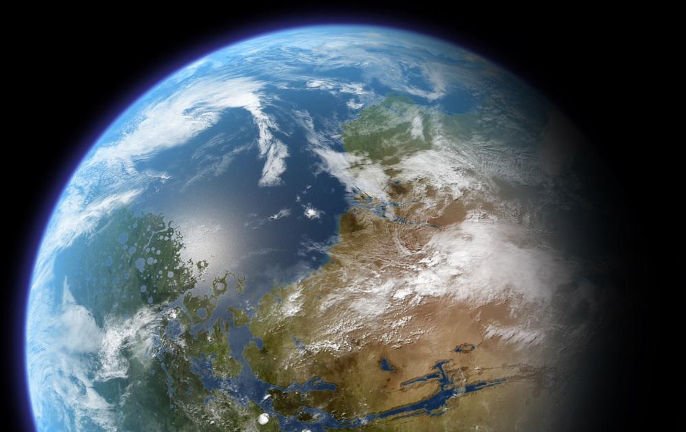 Ученые сказали, что Марс нельзя терраформировать из-за недостатка CО2