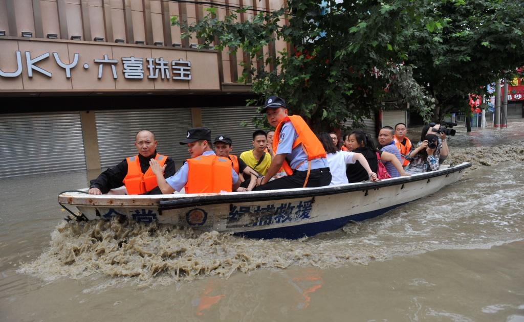 От наводнения пострадали крупнейшие майнинг-пулы