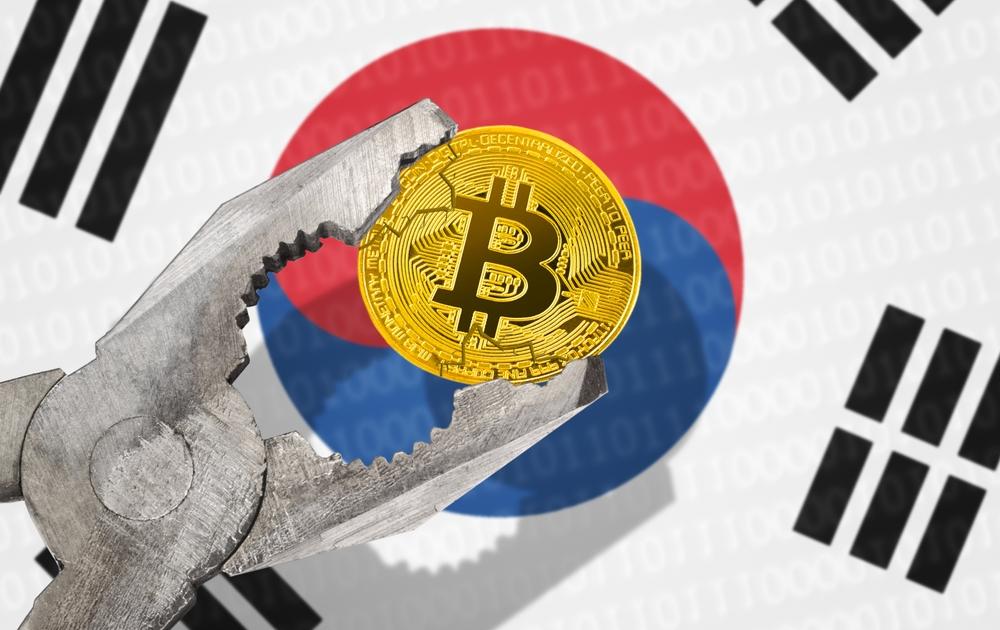 Южная Корея усилила контроли за крипторынком