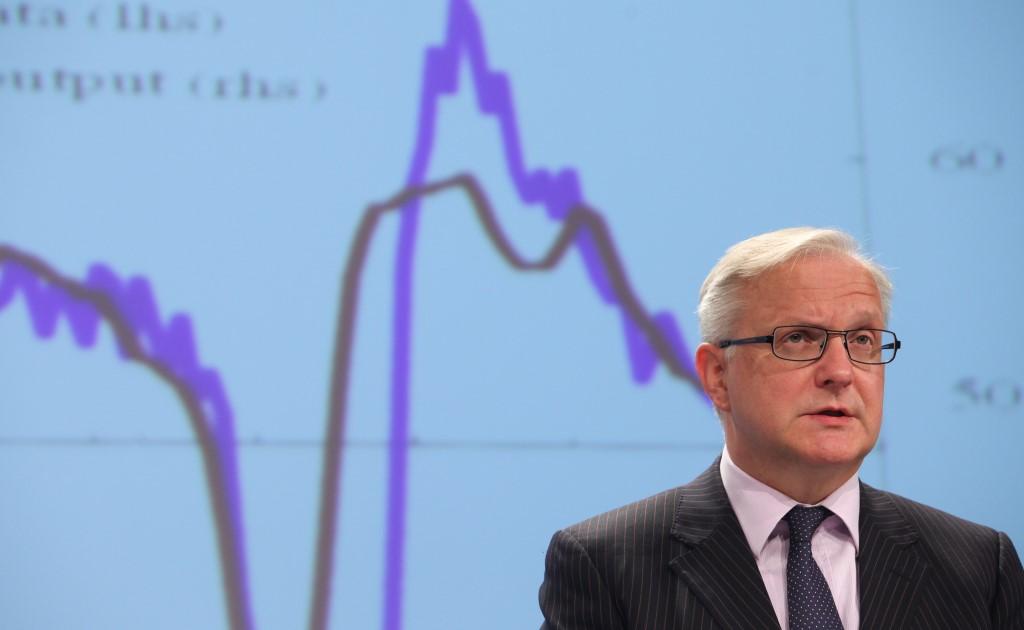 Экономика Еврозоны растет медленнее, чем планировалось