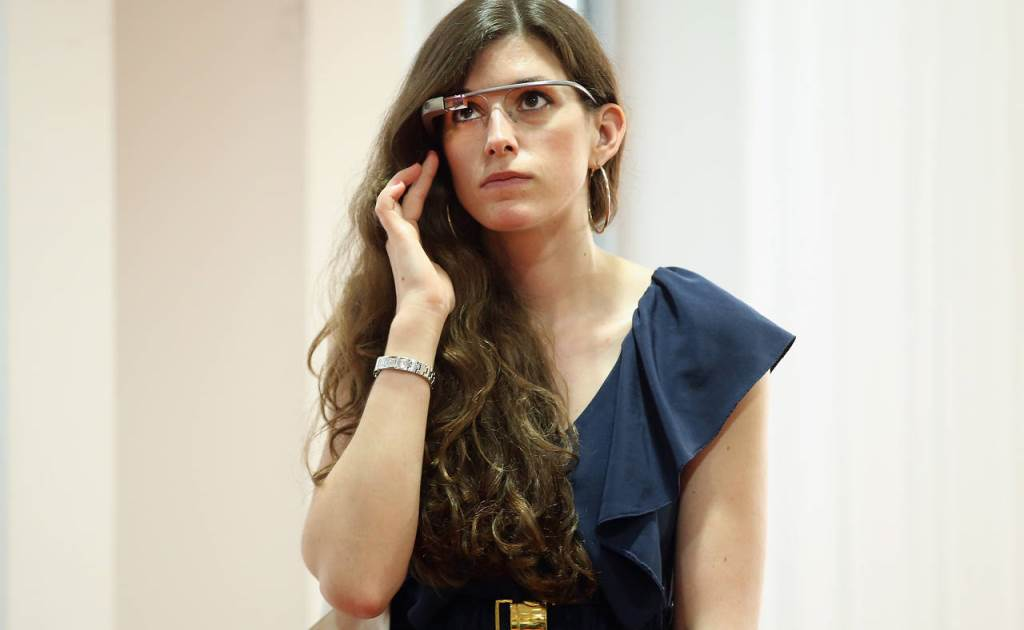Очки Google Glass станут рабочими