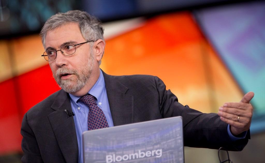 Пол Кругман считает блокчейн и криптовалюты бесполезными