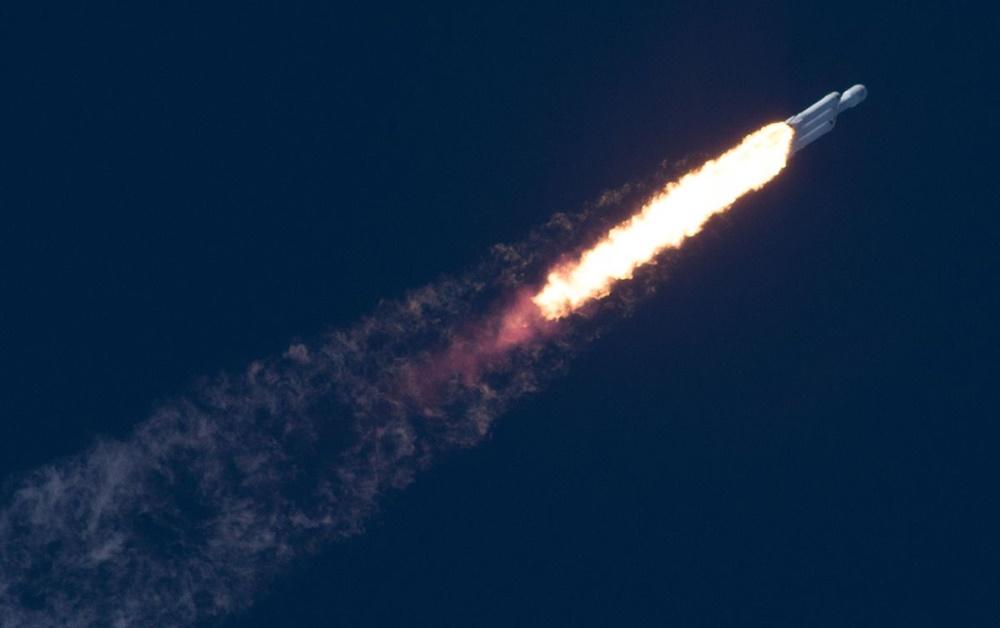 Создан ракетный двигатель «аутофаг»