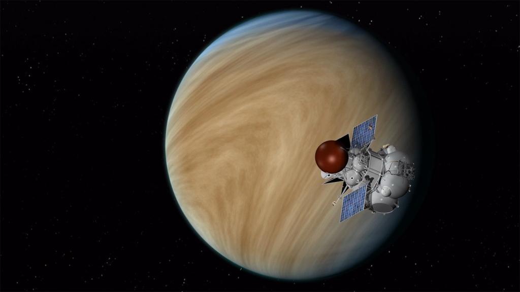 НАСА намерено организовать полеты на Венеру