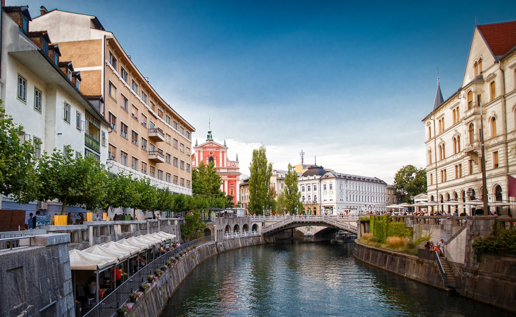 Словения станет европейской криптостолицей