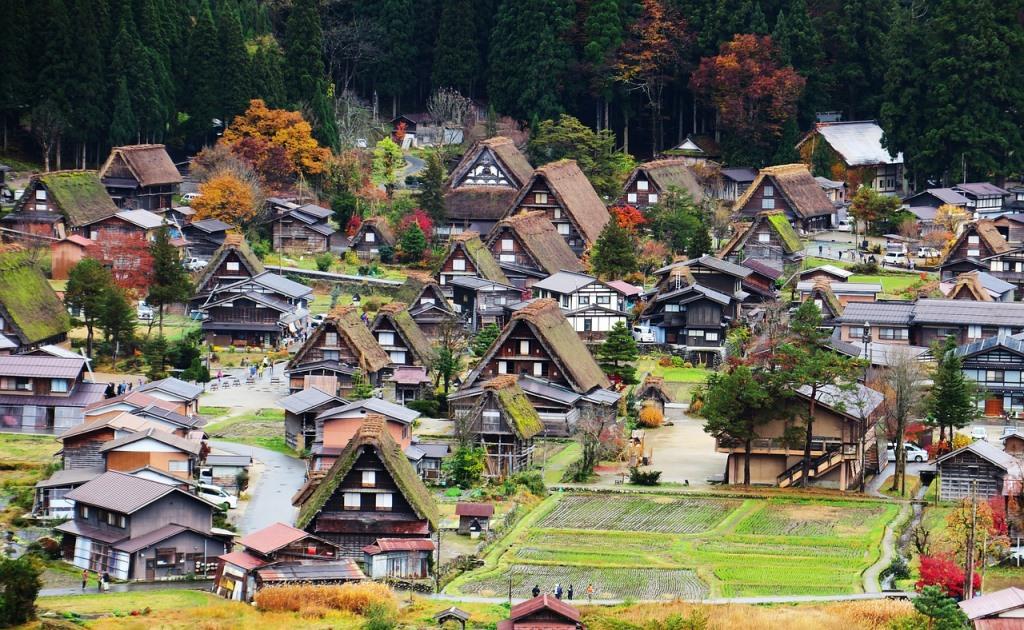 В Японии формируются майнинг-деревни