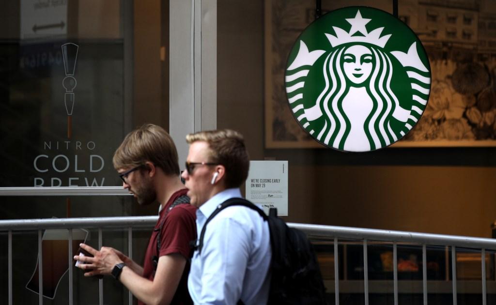 Прошел слух о том, что Starbucks планируют открыть расчет в биткоинах