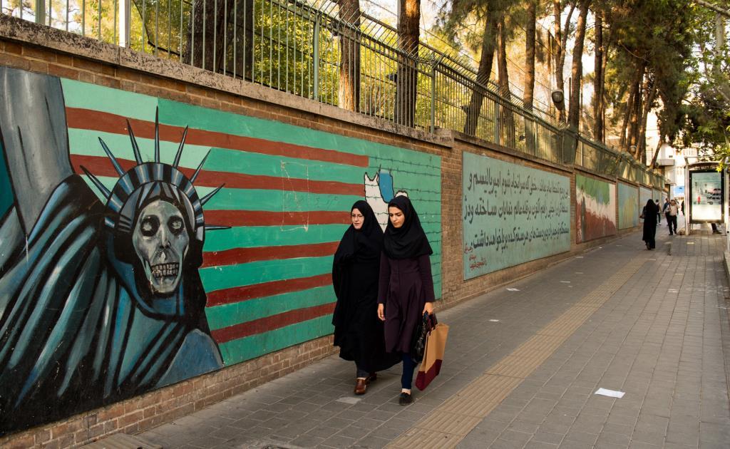 Новая волна санкций США в сторону Ирана вступила в силу