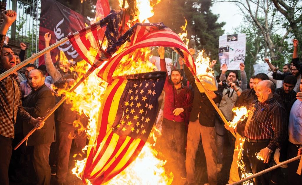 Иран готовит вирусы-вымогатели криптовалют в ответ на санкции США
