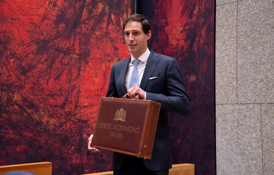 Голландия переводит госуслуги на блокчейн