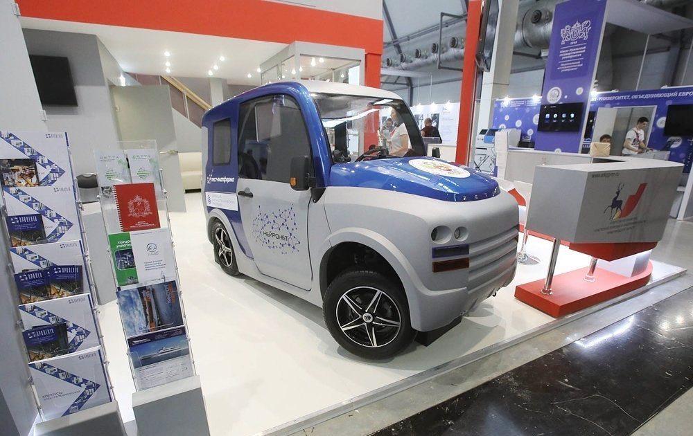 Как будет выглядеть отечественный автомобиль будущего: ученые представили разработки