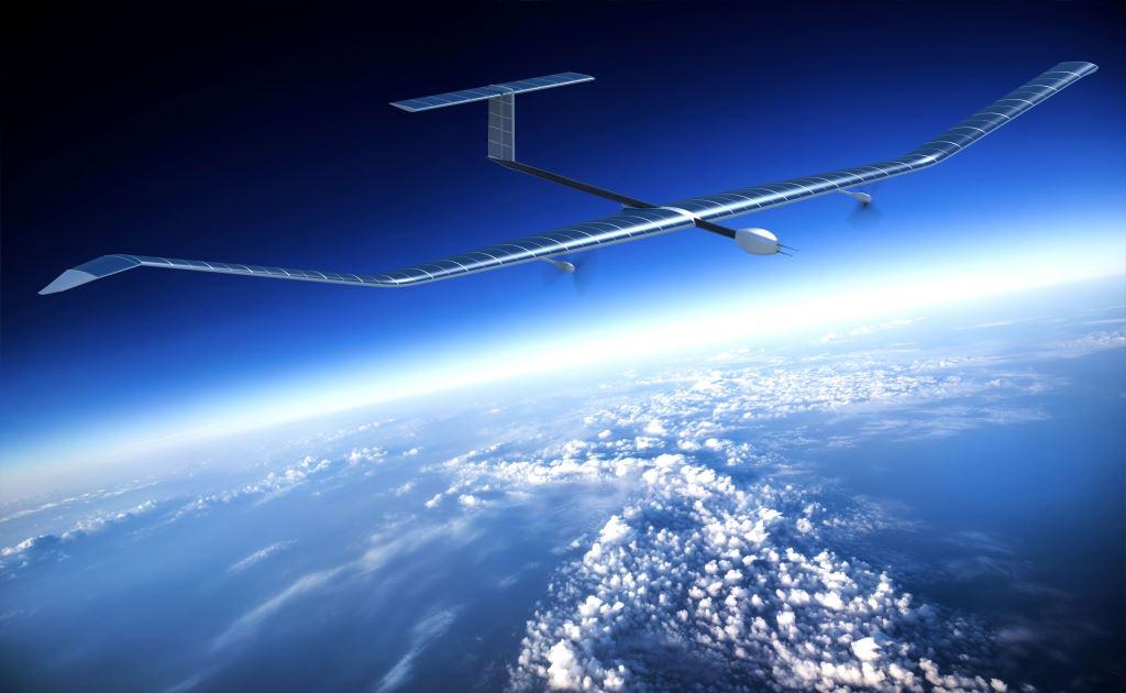 Самолет Airbus на солнечной энергии летал 26 дней подряд