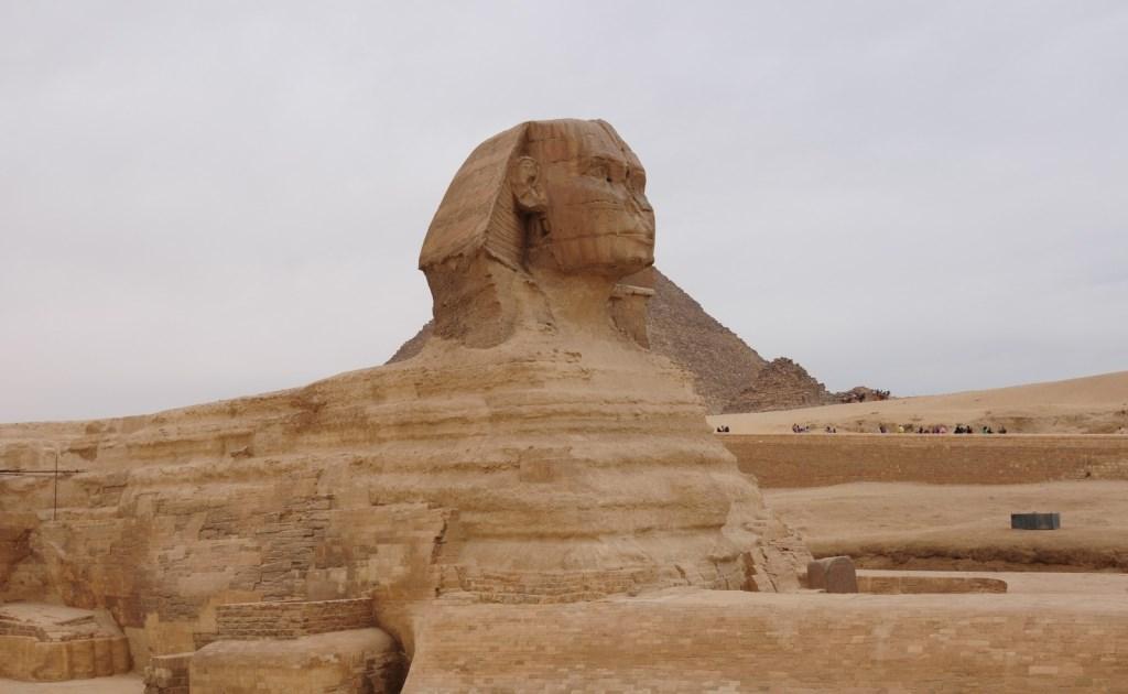 В Египте нашли еще одного Сфинкса