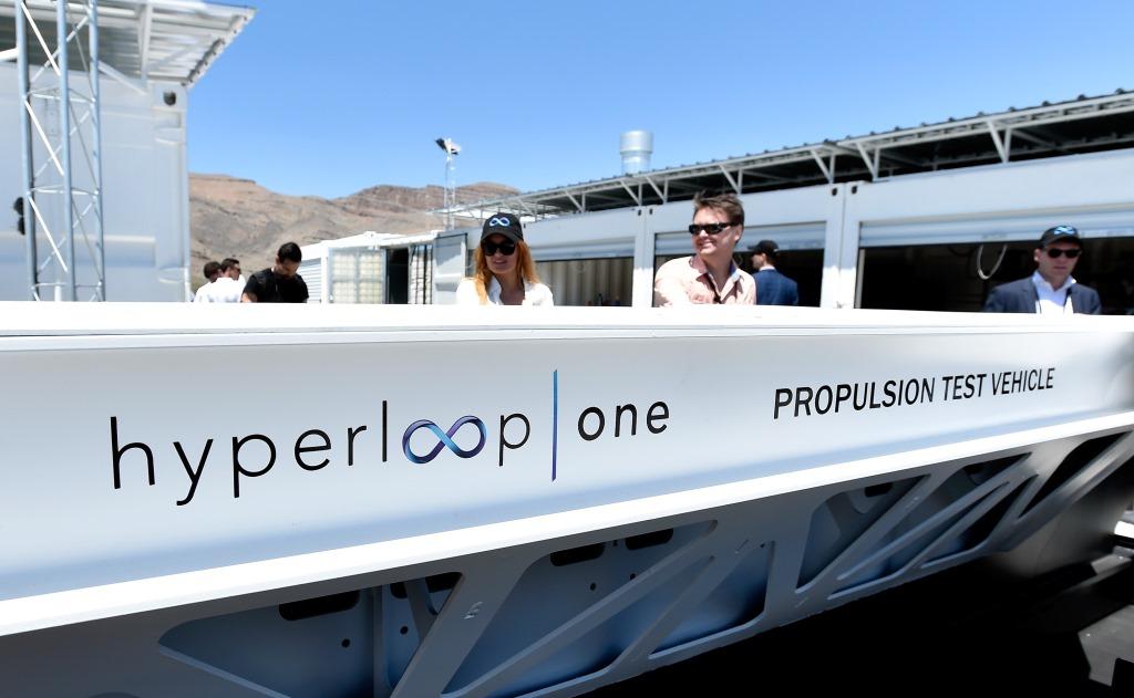 В Европе планируют тестировать Hyperloop