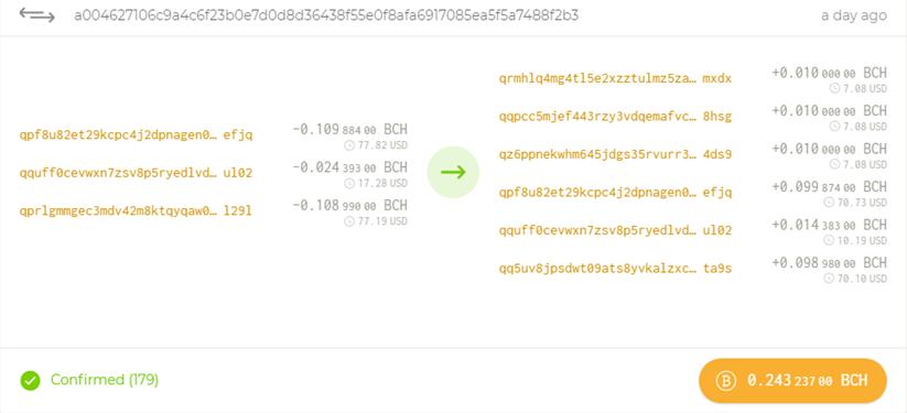 Bitcoin Cash скоро добавит конфиденциальные транзакции