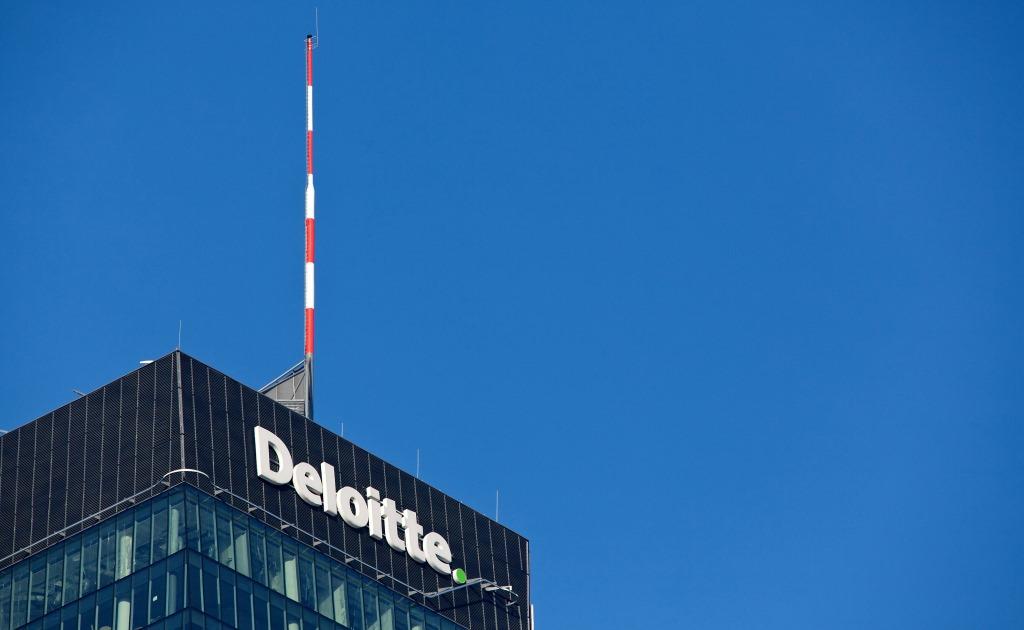 6 трендов в блокчейн от Deloitte