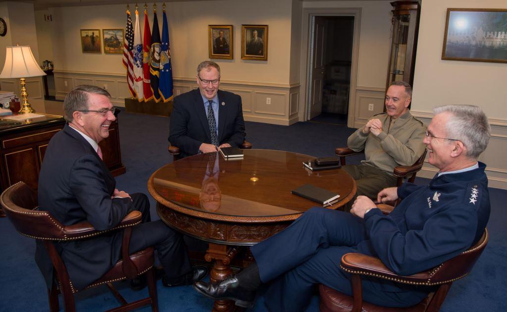 Американские военные будут использовать Big Data для борьбы с противниками