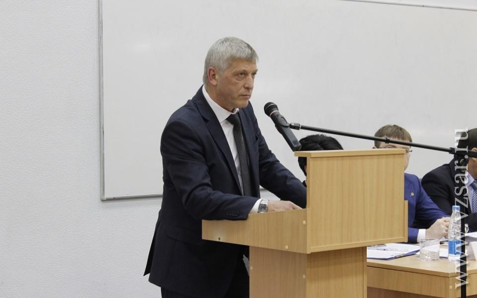 Александр Абраменко из РАКИБ