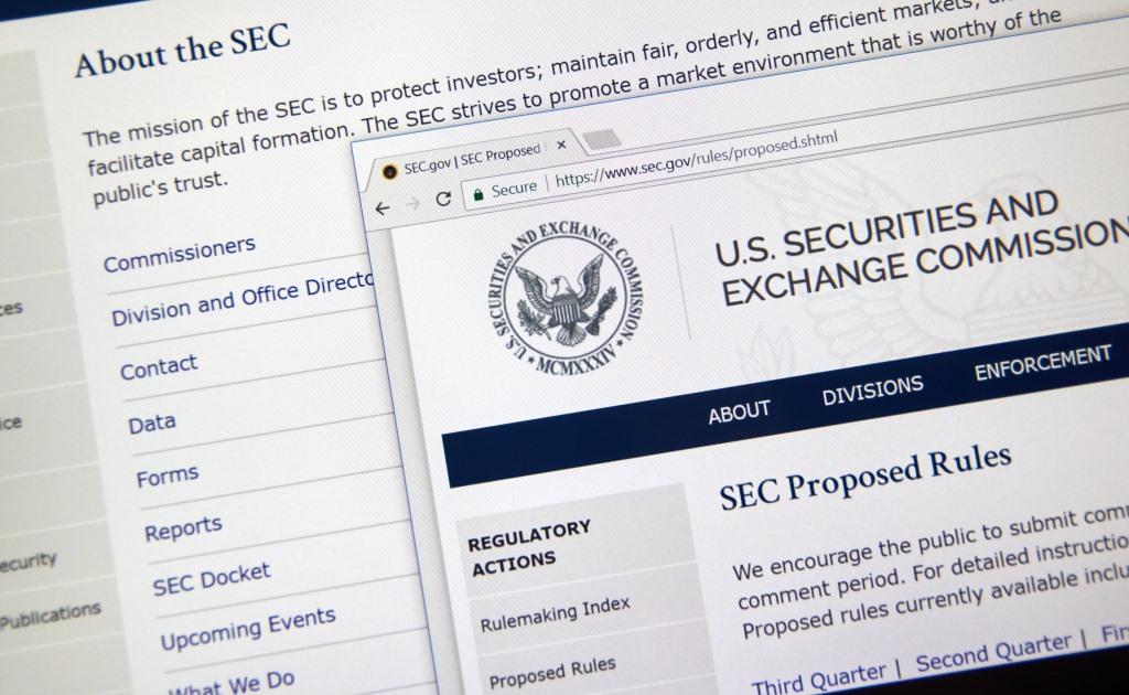 SEC не признал эфир ценной бумагой