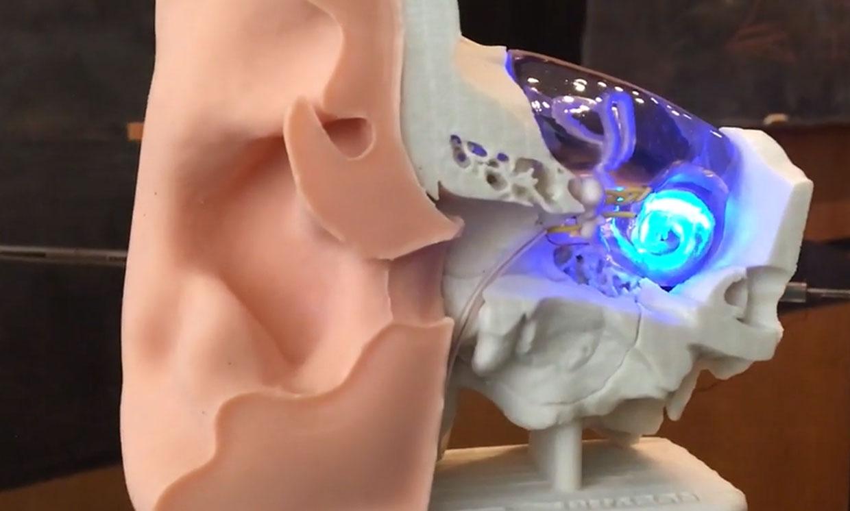 Создана технология, позволяющая слышать с помощью света