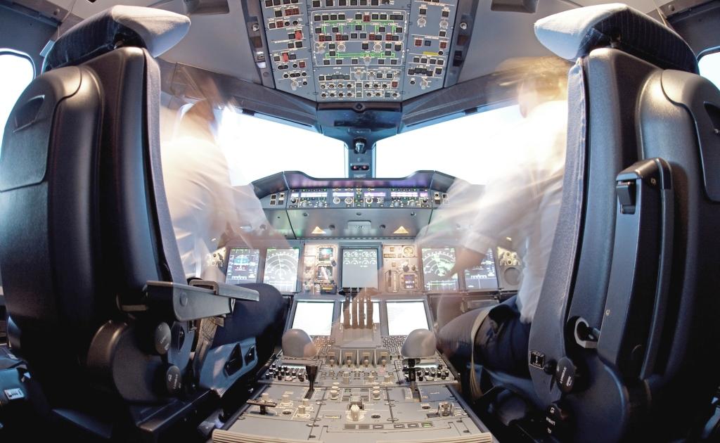 Akka Technologies представила концепцию летающих поездов
