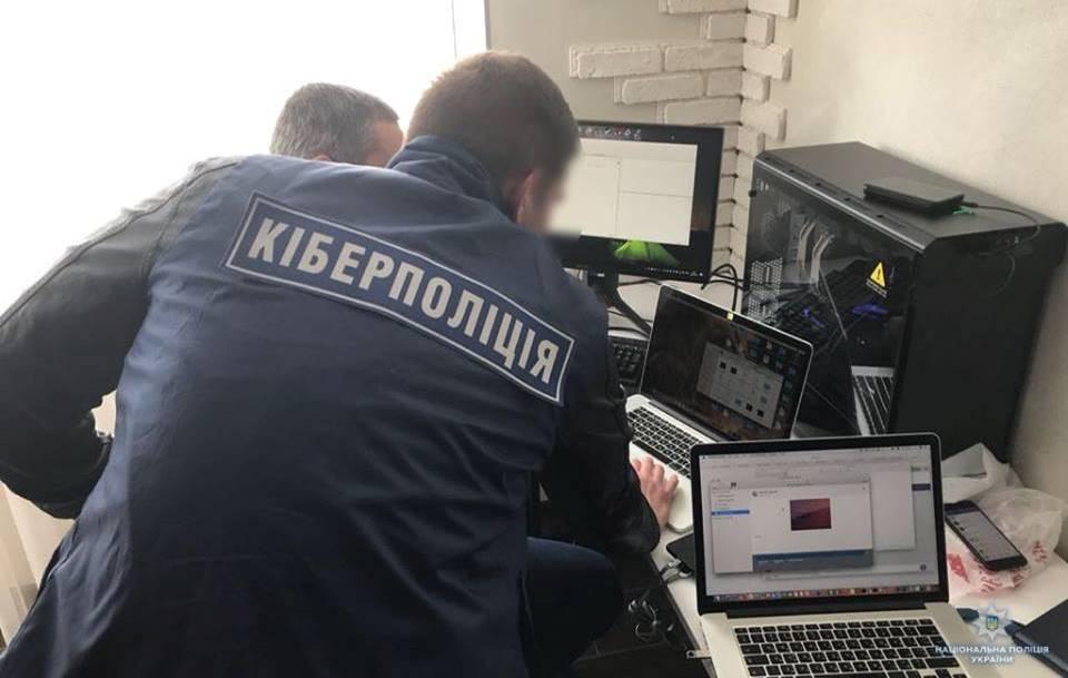 В Украине арестовали мошенников, создавших фиктивные криптобиржи