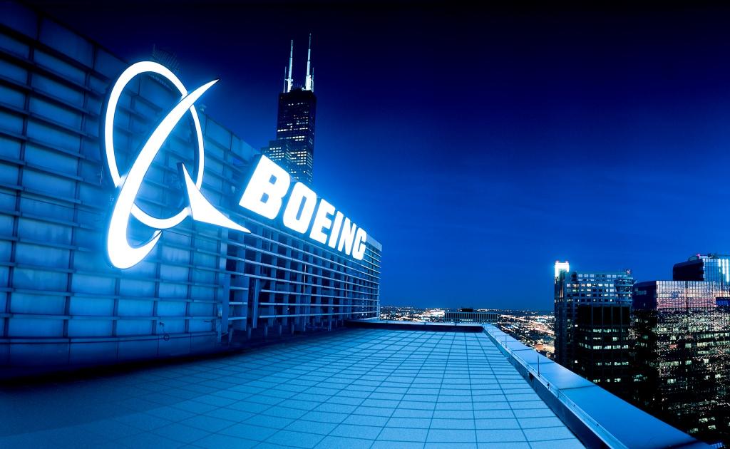 Boeing внедрит блокчейн в систему управления самолетами