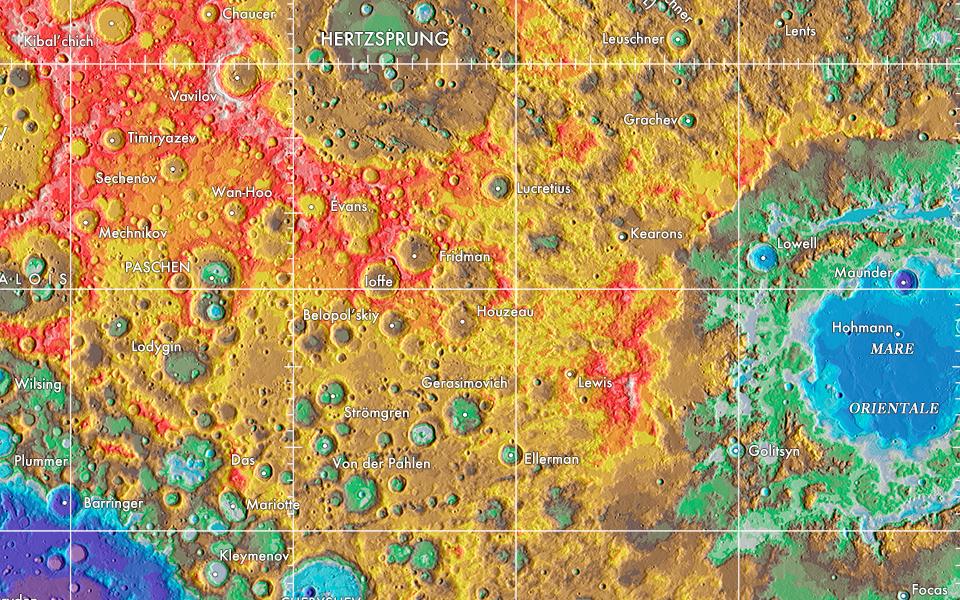 NASA планирует колонизировать Луну в течение 10 лет