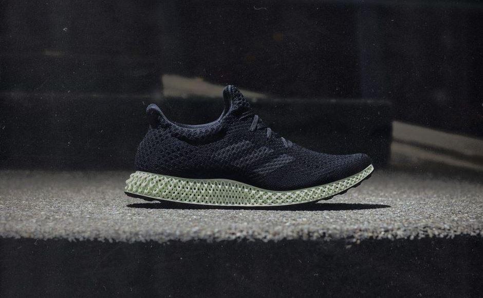 Adidas начала использовать 3D-принтер для производства обуви