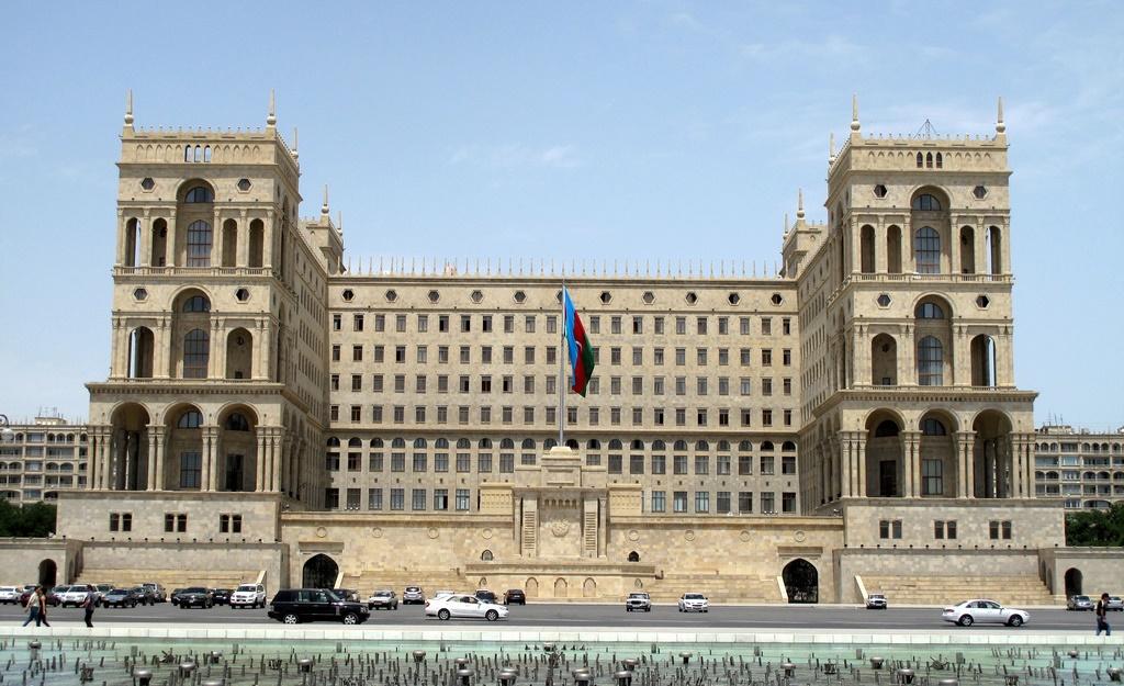 Азербайджан за блокчейн