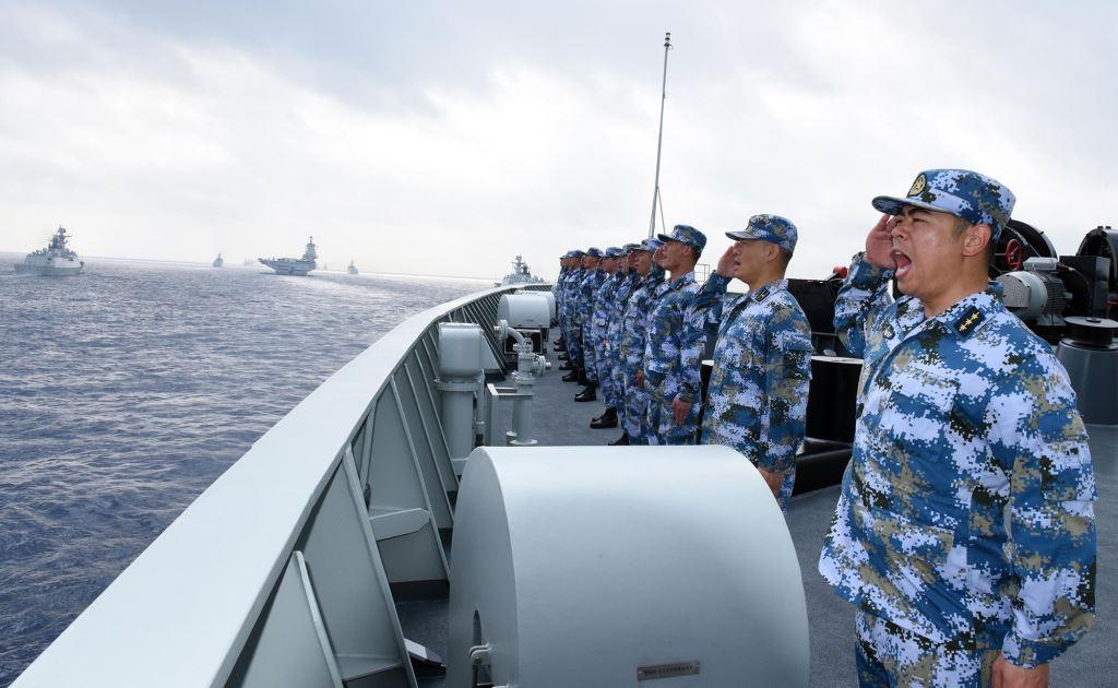Китай примет на вооружение беспилотные субмарины