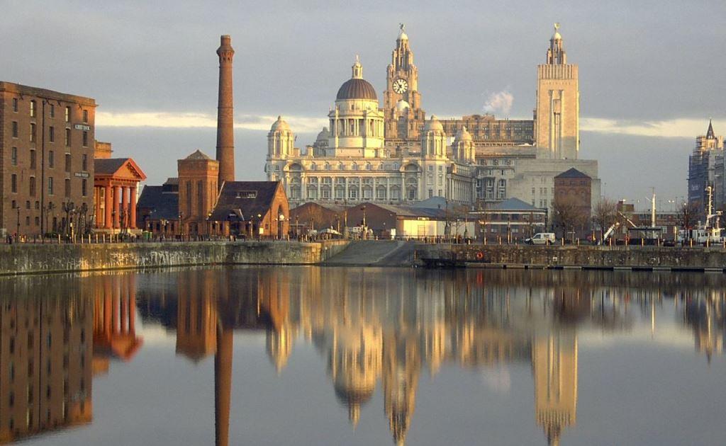 Ливерпуль станет «зеленым» городом будущего