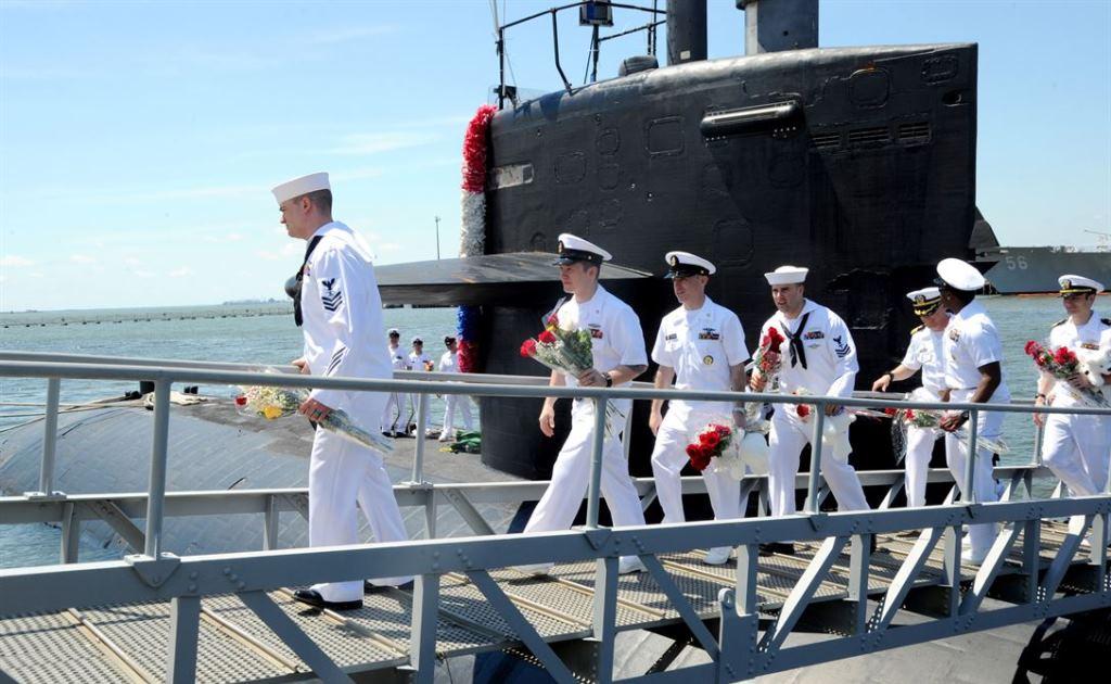США ускорят производство субмарин с помощью 3D-принтера