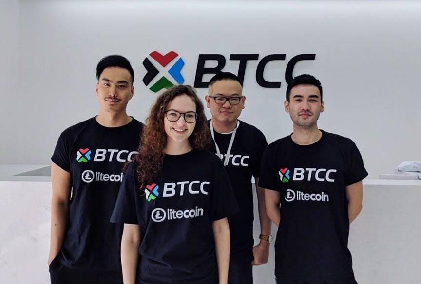 BTCC покоряет мир